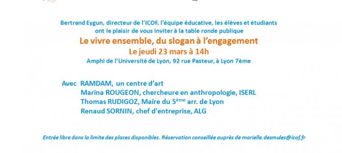 (Français) Table ronde débats citoyens