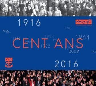 (Français) 100 ans d'ICOF, le livre souvenir