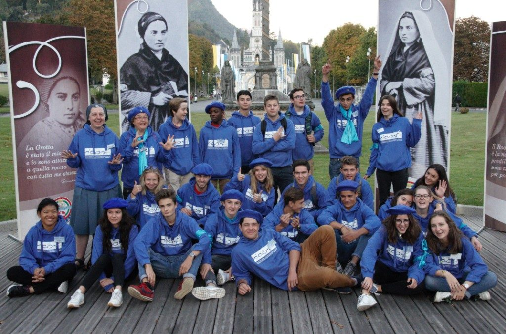 Groupe des jeunes Icof