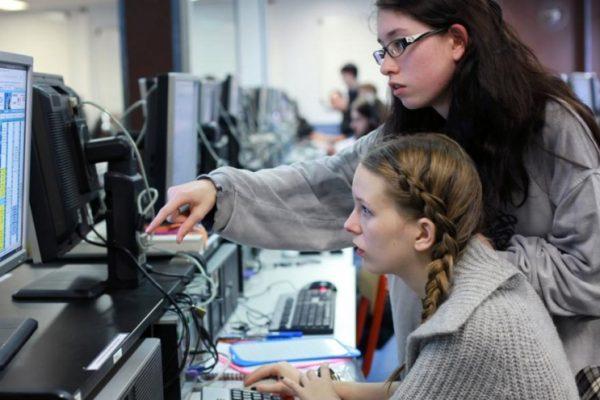 Le numérique, une opportunité pour les filles
